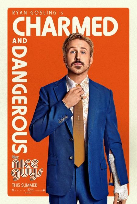 'The Nice Guys' movie poster