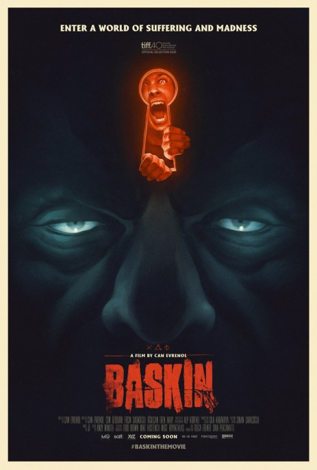 'Baskin' movie poster