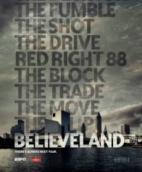 'Believeland' movie poster