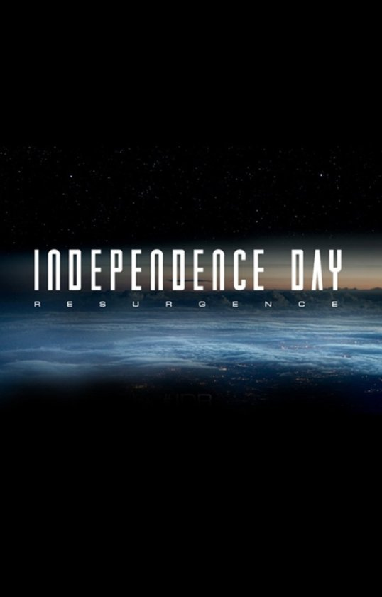 'Independence Day - Resurgence' movie poster