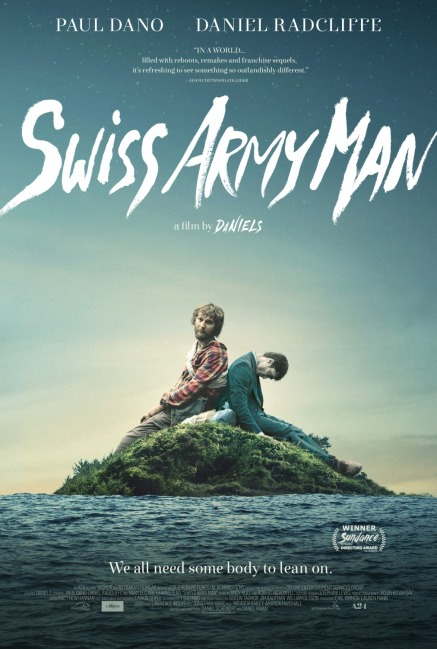 'Swiss Army Man' movie poster