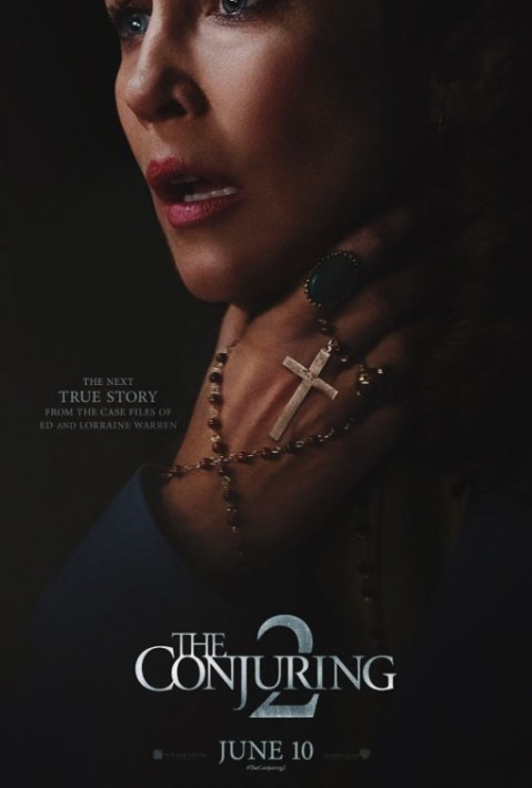 'The Conjuring 2' movie poster
