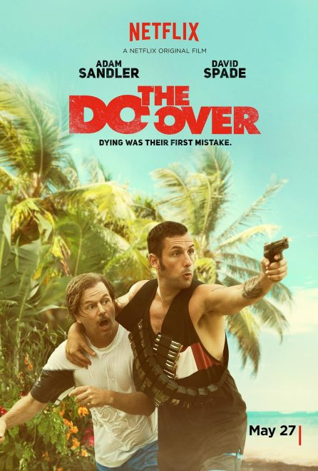 'The Do Over' movie poster