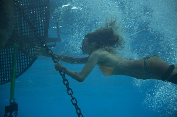 blake lively in 'The Shallows'