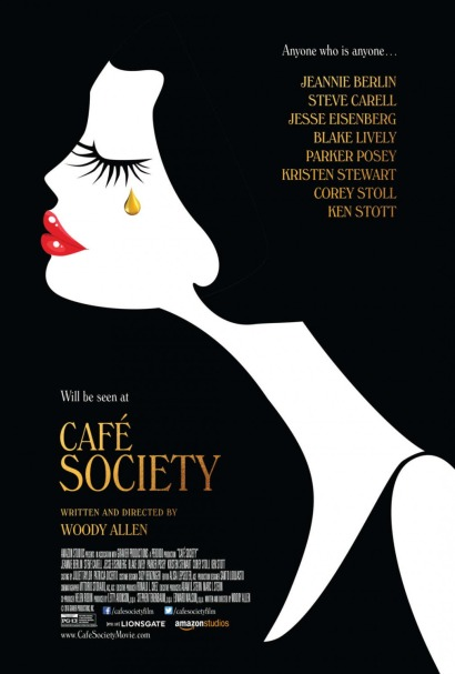 'Cafe Society' movie poster