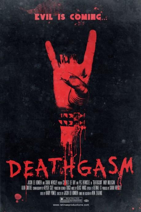 'Deathgasm' movie poster