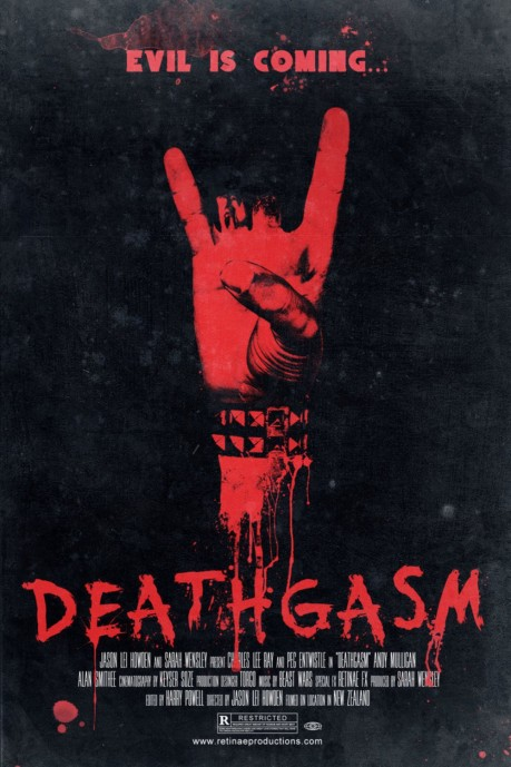 'Deathgasm' movie poster