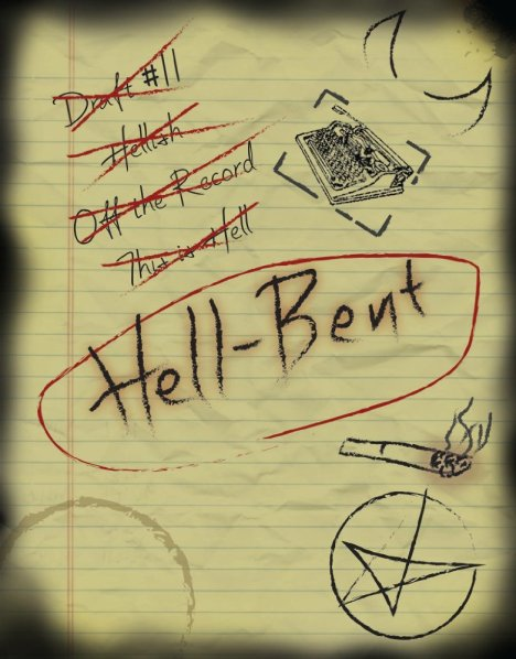 'Hell-Bent' movie poster