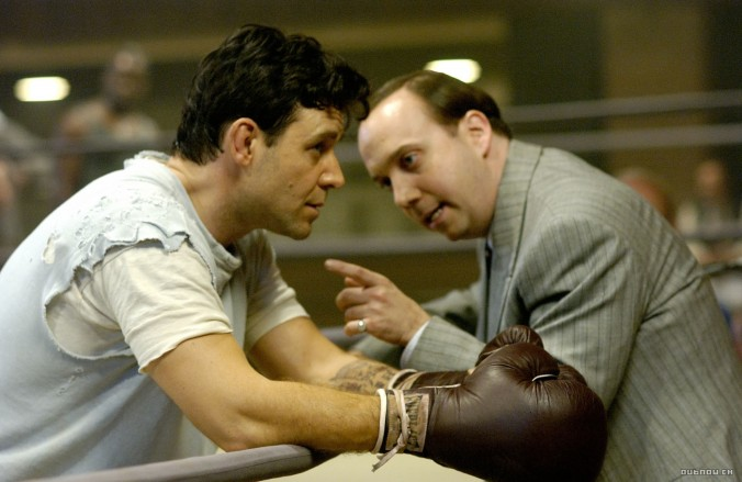 Paul G in Cinderella Man