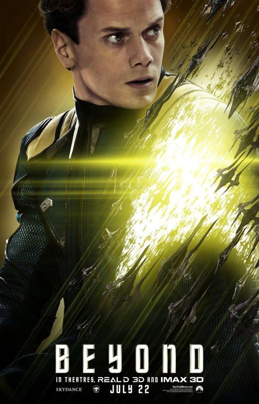 'Star Trek - Beyond' movie poster