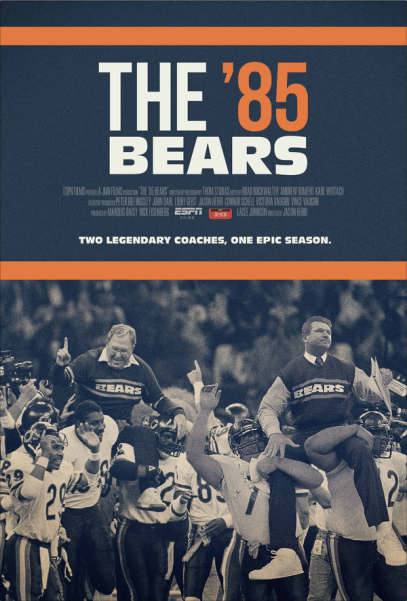 'The 85 Bears' movie poster