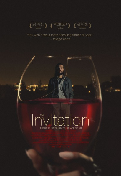 'The Invitation' movie poster