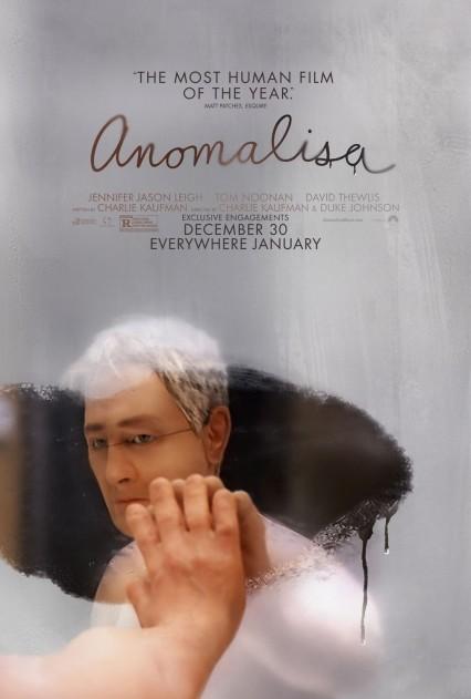 'Anomalisa' movie poster
