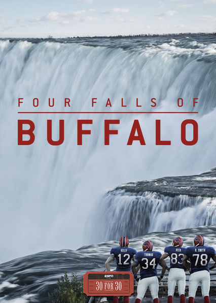 'Four Falls of Buffalo' movie poster