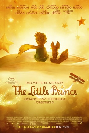 'The Little Prince' movie poster