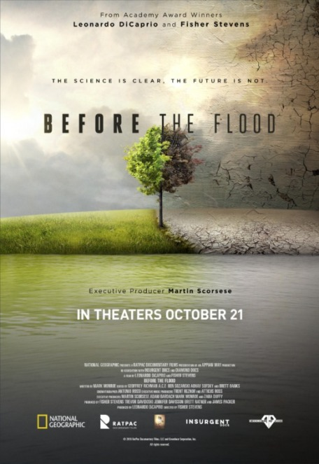 before-the-flood-movie-poster