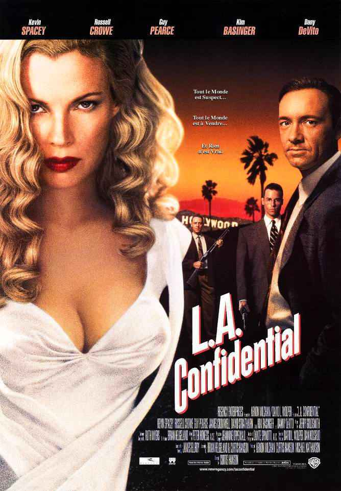 an analysis of la confidential