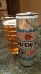 Smooth, and crisply refreshing. SixPoint's AlpenFlo lager at 4.9% ABV makes for a delicious apres buzz. Sometimes you just gotta go with the Flo.