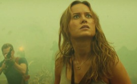 Brie Larson in 'Kong Skull Island'