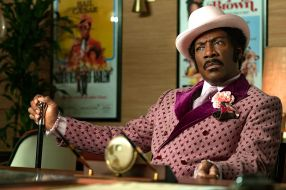 Eddie Murphy is Dolemite