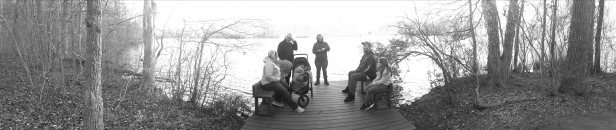 Down on the dock
