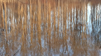 a failed experiment in flatwater photography